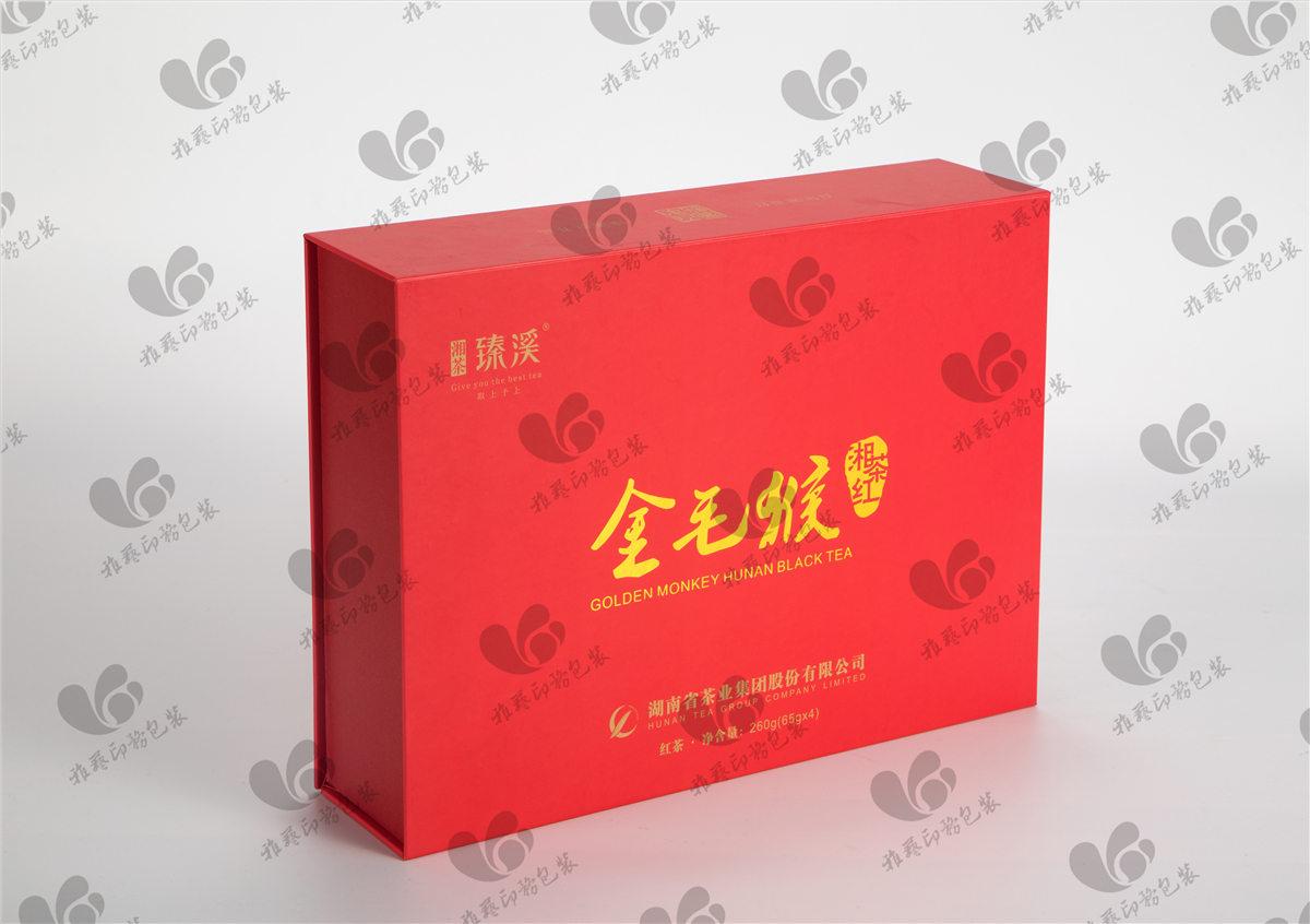 金毛猴湘红茶